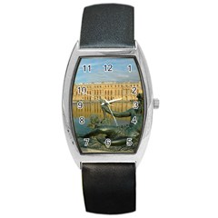 Palace Of Versailles 1 Barrel Metal Watches by trendistuff
