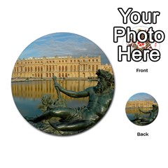 Palace Of Versailles 1 Multi Purpose Cards (round)
