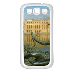 Palace Of Versailles 1 Samsung Galaxy S3 Back Case (white) by trendistuff