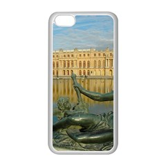 Palace Of Versailles 1 Apple Iphone 5c Seamless Case (white) by trendistuff