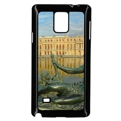 Palace Of Versailles 1 Samsung Galaxy Note 4 Case (black) by trendistuff