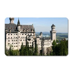 NEUSCHWANSTEIN CASTLE 2 Magnet (Rectangular) by trendistuff