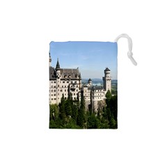 Neuschwanstein Castle 2 Drawstring Pouches (xs)