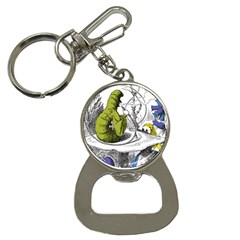 Alice In Wonderland Bottle Opener Key Chains