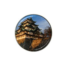 Nagoya Castle Hat Clip Ball Marker (10 Pack) by trendistuff