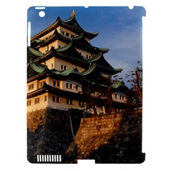 Nagoya Castle Apple Ipad 3/4 Hardshell Case (compatible With Smart Cover) by trendistuff