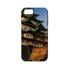 Nagoya Castle Apple Iphone 5 Classic Hardshell Case (pc+silicone) by trendistuff