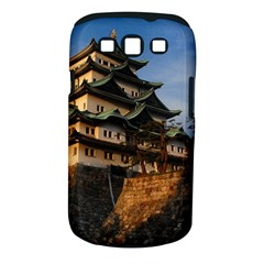 Nagoya Castle Samsung Galaxy S Iii Classic Hardshell Case (pc+silicone) by trendistuff