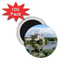Leeds Castle 1 75  Magnets (100 Pack)  by trendistuff