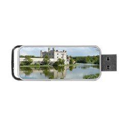 Leeds Castle Portable Usb Flash (one Side) by trendistuff