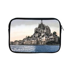 Le Mont St Michel 2 Apple Ipad Mini Zipper Cases by trendistuff
