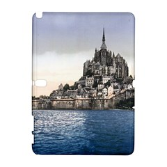Le Mont St Michel 2 Samsung Galaxy Note 10 1 (p600) Hardshell Case by trendistuff