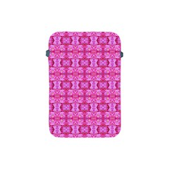 Pretty Pink Flower Pattern Apple iPad Mini Protective Soft Cases by Costasonlineshop