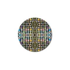 Kaleidoscope Jewelry  Mood Beads Golf Ball Marker (4 Pack) by BadBettyz