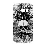 Skull & Books Galaxy S6 Edge