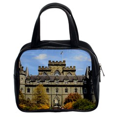 Inveraray Castle Classic Handbags (2 Sides) by trendistuff