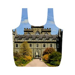 INVERARAY CASTLE Full Print Recycle Bags (M)  by trendistuff