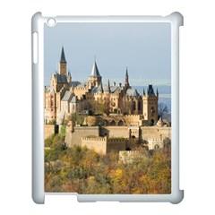 Hilltop Castle Apple Ipad 3/4 Case (white) by trendistuff