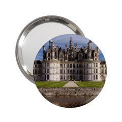 Chambord Castle 2 25  Handbag Mirrors by trendistuff