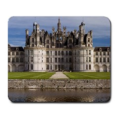 Chambord Castle Large Mousepads by trendistuff