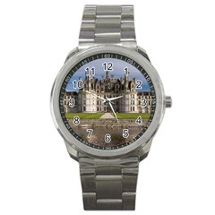 Chambord Castle Sport Metal Watches by trendistuff