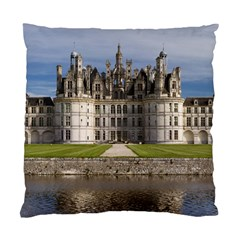 Chambord Castle Standard Cushion Cases (two Sides)  by trendistuff