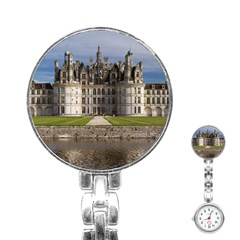 Chambord Castle Stainless Steel Nurses Watches by trendistuff
