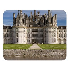 Chambord Castle Double Sided Flano Blanket (large)  by trendistuff
