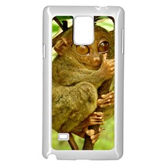 Tarsier Samsung Galaxy Note 4 Case (white) by trendistuff