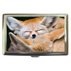 Baby Fox Sleeping Cigarette Money Cases by trendistuff