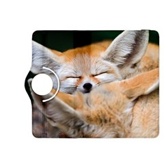 BABY FOX SLEEPING Kindle Fire HDX 8.9  Flip 360 Case by trendistuff