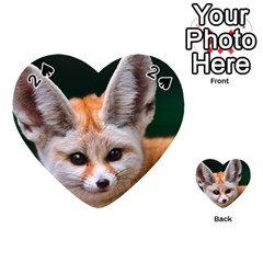 BABY FOX Playing Cards 54 (Heart)  by trendistuff