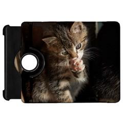 TALK TO THE PAW Kindle Fire HD Flip 360 Case by trendistuff