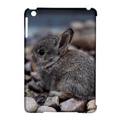 SMALL BABY BUNNY Apple iPad Mini Hardshell Case (Compatible with Smart Cover) by trendistuff