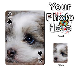 Sad Puppy Playing Cards 54 Designs
