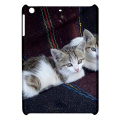 Kitty Twins Apple Ipad Mini Hardshell Case by trendistuff
