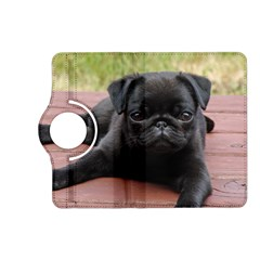Alert Pug Puppy Kindle Fire Hd (2013) Flip 360 Case by trendistuff