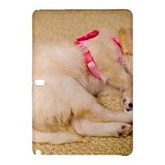 ADORABLE SLEEPING PUPPY Samsung Galaxy Tab Pro 12.2 Hardshell Case by trendistuff
