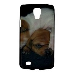 Adorable Baby Puppies Galaxy S4 Active by trendistuff