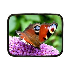 Peacock Butterfly Netbook Case (small)  by trendistuff