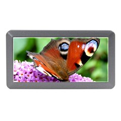Peacock Butterfly Memory Card Reader (mini) by trendistuff