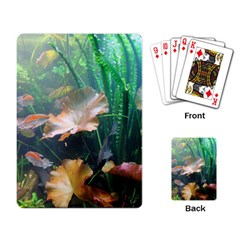 Marine Life Playing Card by trendistuff
