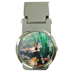 Marine Life Money Clip Watches by trendistuff