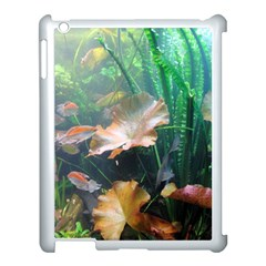 Marine Life Apple Ipad 3/4 Case (white) by trendistuff