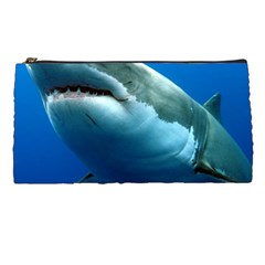 Great White Shark 3 Pencil Cases by trendistuff