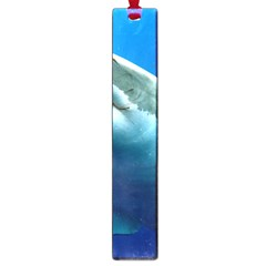 Great White Shark 3 Large Book Marks by trendistuff