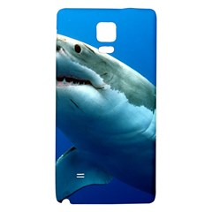 GREAT WHITE SHARK 3 Galaxy Note 4 Back Case by trendistuff