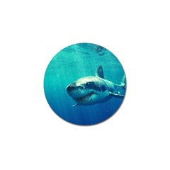 Great White Shark 1 Golf Ball Marker (10 Pack) by trendistuff