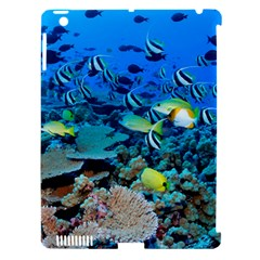 Fr Frigate Shoals Apple Ipad 3/4 Hardshell Case (compatible With Smart Cover) by trendistuff