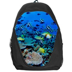 Fr Frigate Shoals Backpack Bag by trendistuff